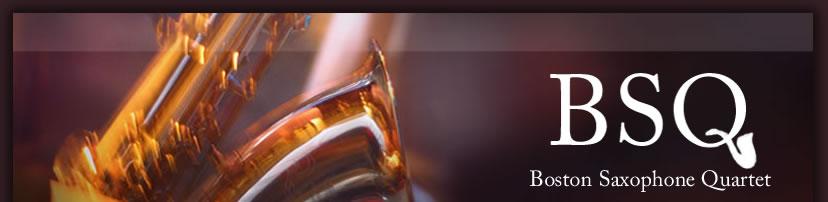 Boston Saxophone Quartet